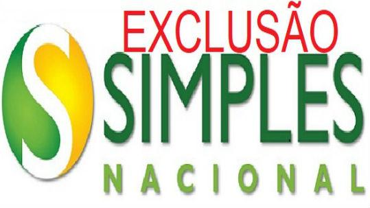 Exclusão simples nacional